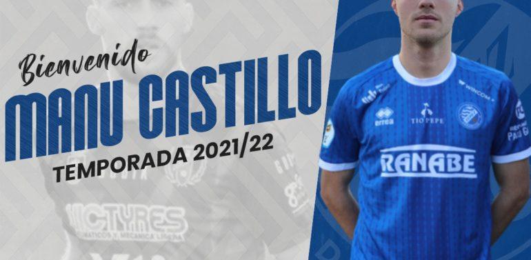 Manu Castillo, nuevo refuerzo defensivo para el Xerez DFC