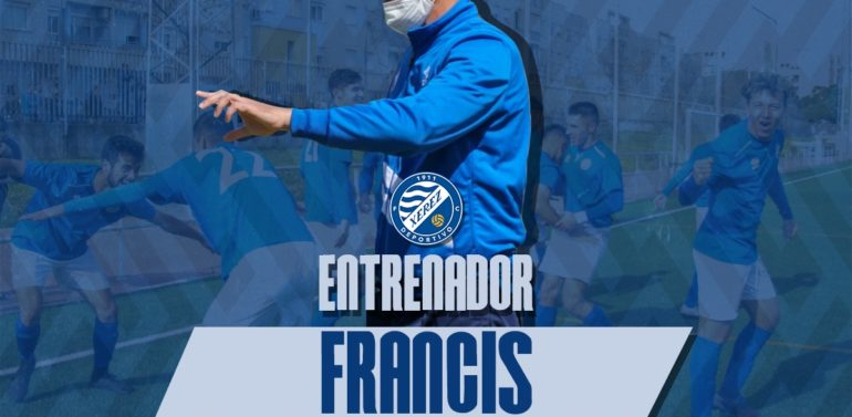 Francis continuará dirigiendo al Xerez DFC 'B'