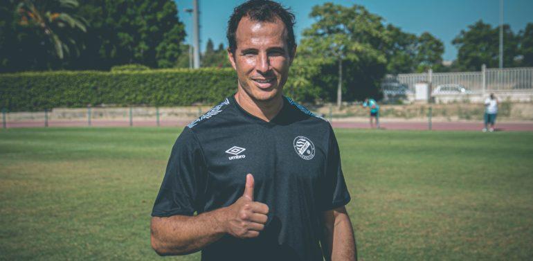 Bruno Herrero, nuevo nutricionista del Xerez Deportivo FC