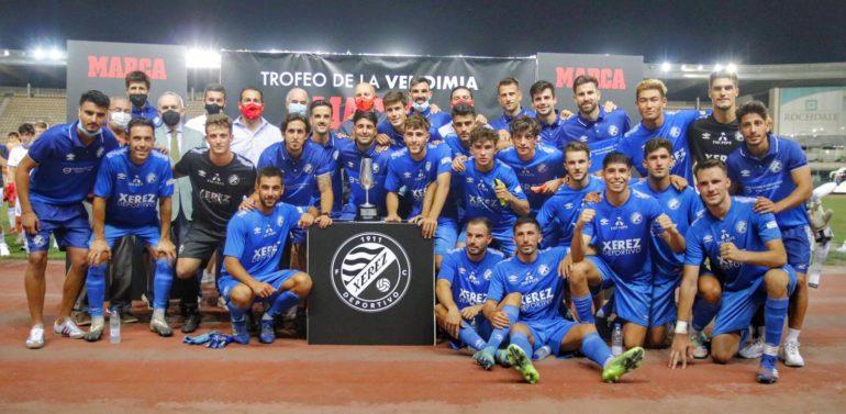 Xerez DFC 2-1 Real Madrid Castilla: Ilusión a raudales y derecho a soñar