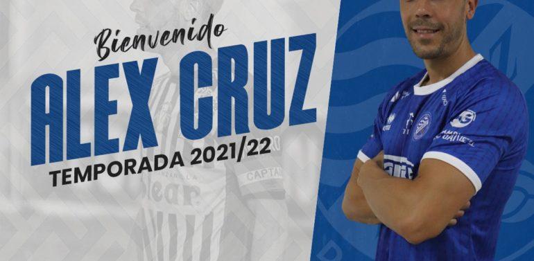 Álex Cruz, segundo fichaje del Xerez Deportivo FC