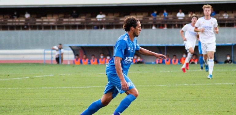 Marcelo, jugador del Xerez DFC, se pierde el resto de la pretemporada y es duda para la primera jornada liguera