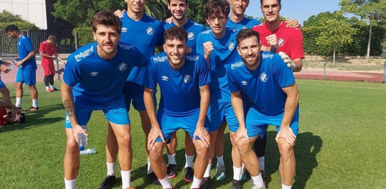 El Xerez Deportivo FC afronta otra semana de pretemporada muy intensa
