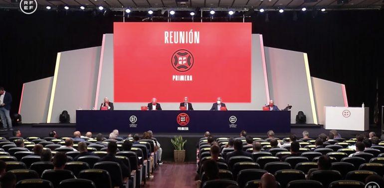 Footters se hace con los derechos audiovisuales de la Primera RFEF por 8 millones de euros anuales por tres temporadas