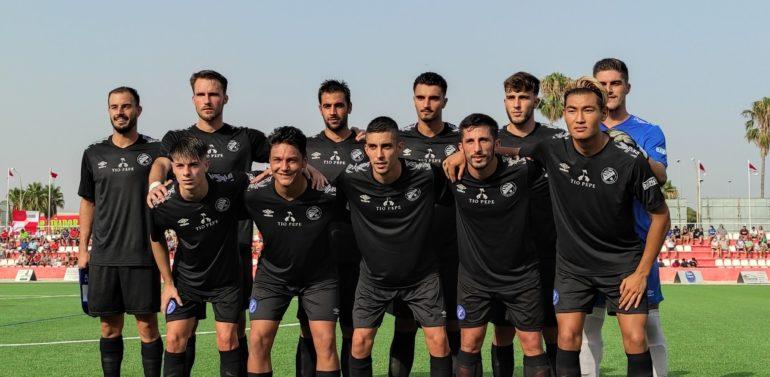 El Xerez Deportivo FC supera el 50% de la pretemporada con buena nota