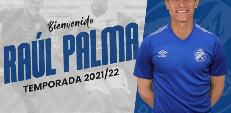 El Xerez DFC firma a Raúl Palma y pega el petardazo en la categoría
