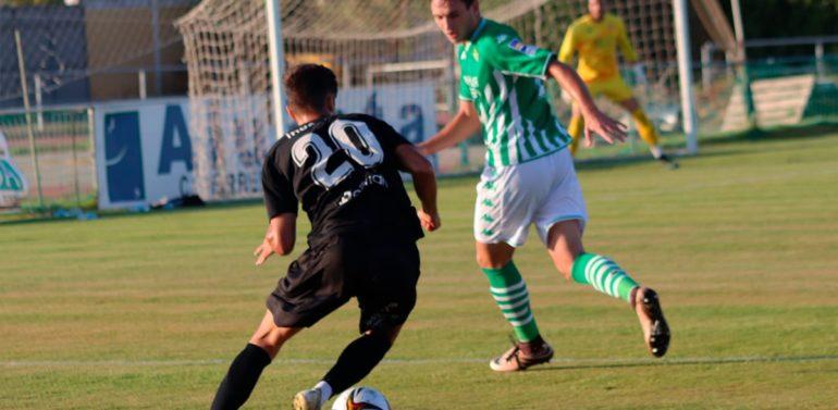 Xerez DFC 0-2 Betis Deportivo: Se consuma la primera derrota de la pretemporada ante un Primera RFEF