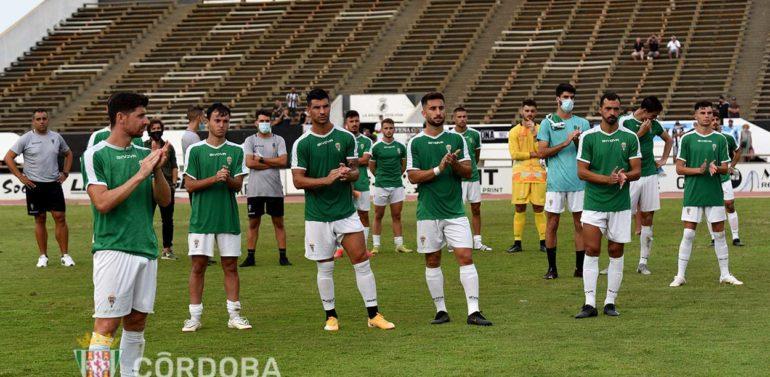 El Córdoba CF empata en su último compromiso de pretemporada antes de visitar al Xerez DFC