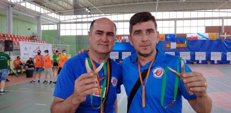 La Asociación Tirachinas de Guadalcacín logra varios podios en el Campeonato de España