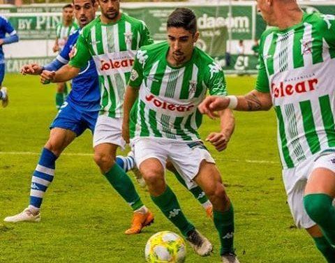 Darío Guti, nuevo delantero del Xerez DFC