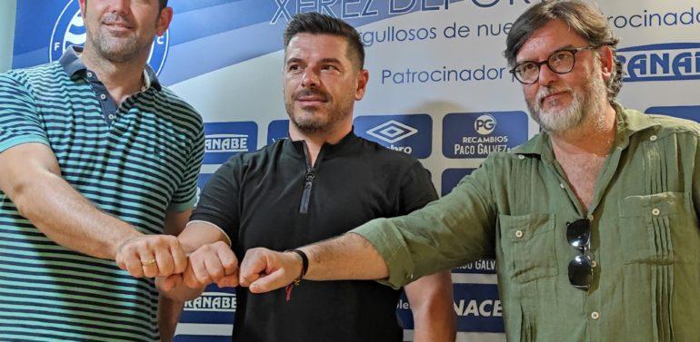"""El Xerez DFC y Footters presentan su vinculación: """"El Xerez es uno de los clubes referentes de la competición"""""""