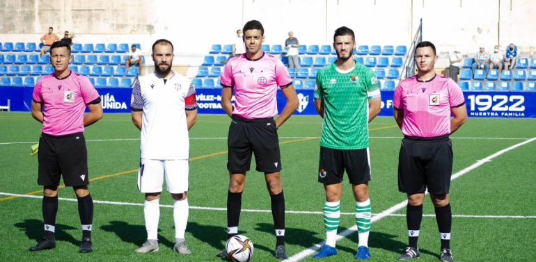 El colegiado melillense Samir Amar Ahmed arbitrará el Xerez Deportivo vs Villanovense