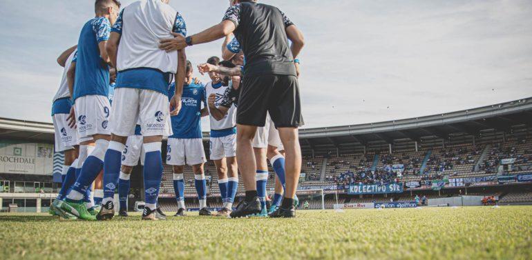 El Xerez Deportivo descansa este martes y tendrá cuatro sesiones más para preparar la segunda jornada liguera