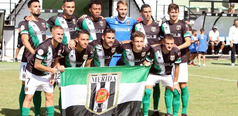 El Xerez Deportivo jugará en Mérida el domingo 26 a las 18:00