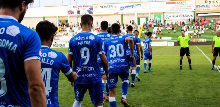 Camacho se perderá un partido y el Xerez Deportivo ya mira al Villanovense