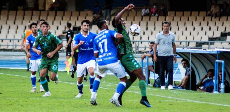 """Pérez Herrera, tras la primera victoria del Xerez Deportivo: """"Era importante demostrarnos a nosotros mismos que tenemos capacidad para competir en esta categoría"""""""