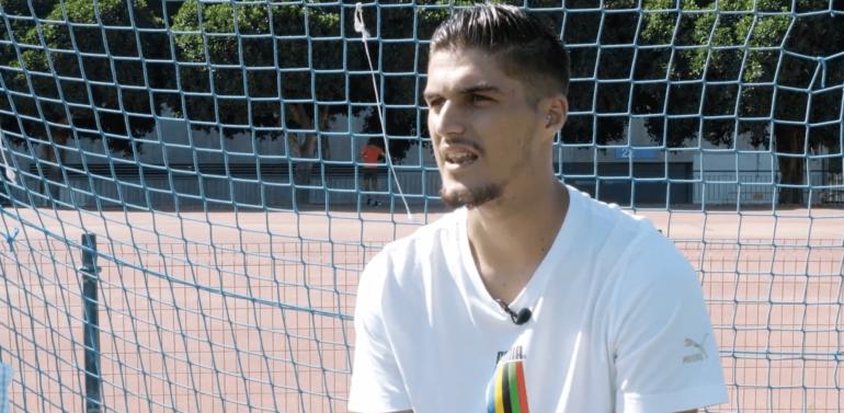 """César, guardameta del Xerez Deportivo, fue protagonista en un Capítulo 3 de """"Tu Grada"""" lleno de contenido"""