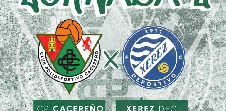 El Xerez Deportivo FC ya tiene fecha y hora para el primer desplazamiento de la temporada