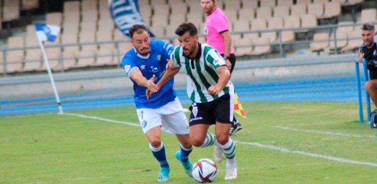 Xerez DFC 1-5 Córdoba CF: Golpe de realidad