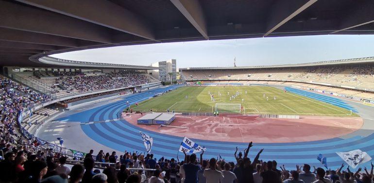 El Xerez Deportivo acotará las zonas centrales de Tribuna y Fondo Sur para sus socios