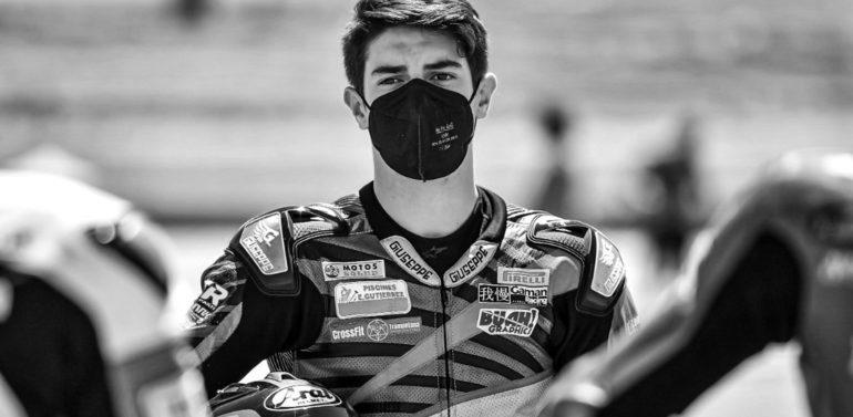 Fallece el joven piloto Dean Berta Viñales tras sufrir un grave accidente en el Circuito de Jerez