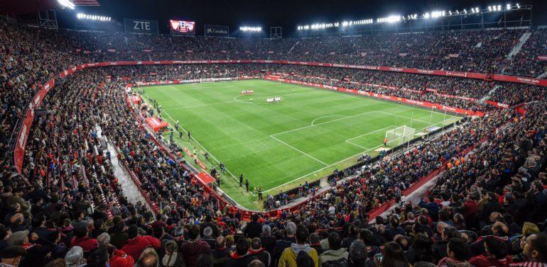 Vuelve el 100% de aforo a los Estadios de fútbol