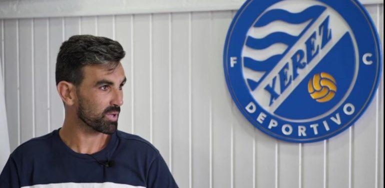 """Capítulo 2 de """"Tu Grada"""" con Camacho, guardameta y capitán del Xerez Deportivo, como protagonista"""
