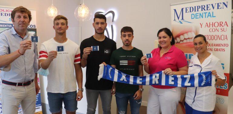El Xerez Deportivo presenta el abono para su filial a 35 euros