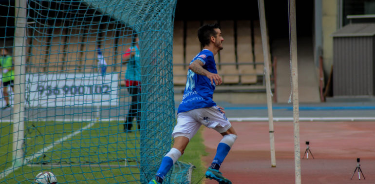 Panadería Pulido San Mateo vs Xerez Deportivo FC: Lo bonito de las primeras veces