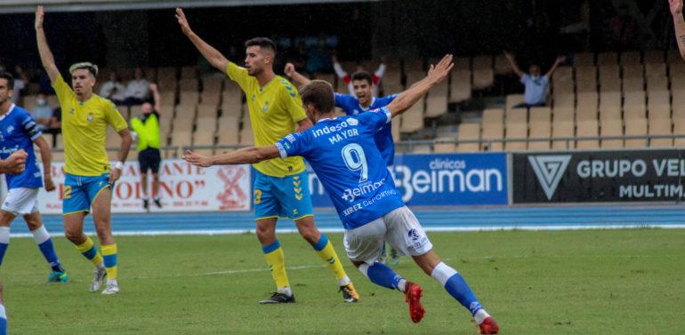 El Xerez Deportivo FC cierra la quinta jornada en mitad de tabla, más cerca de playoffs que del descenso