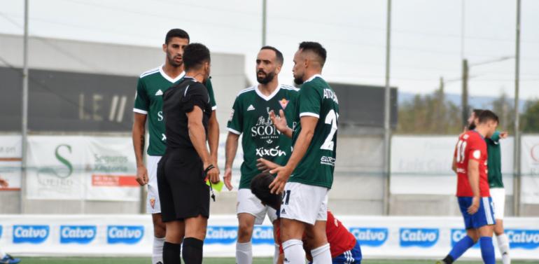 Un colegiado canario volverá a arbitrar al Xerez Deportivo FC en Chapín