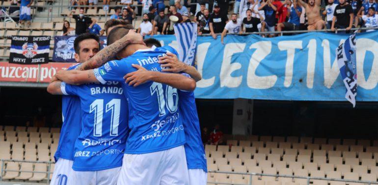 El Xerez Deportivo FC ya se ha enfrentado a cinco de los seis primeros clasificados en este inicio de campeonato