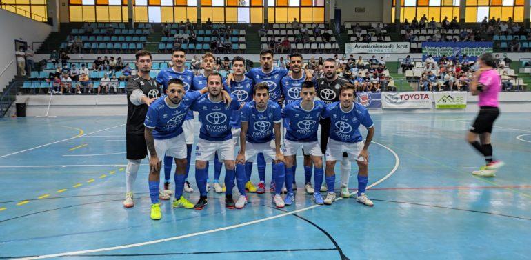 Xerez Toyota Nimauto 1-1 Jaén B: Atasco con corazón ante un muro