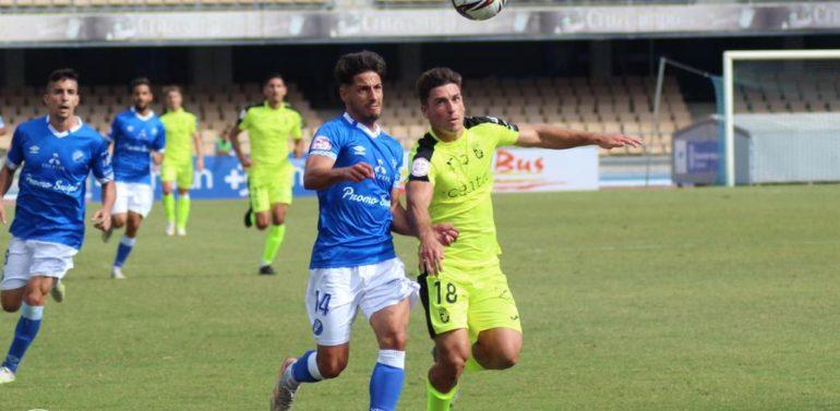 Xerez Deportivo FC 2-2 AD Ceuta: Un final loco deja a ambos conjuntos con mal sabor de boca