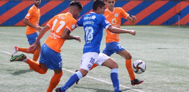 Panadería Pulido San Mateo 0-1 Xerez Deportivo FC: Botín de oro en suelo canario sin pólvora pero durmiendo en playoffs