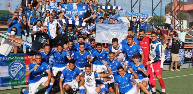 El Xerez Deportivo FC duerme en playoffs