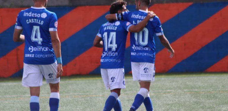 El Xerez Deportivo FC cierra la sexta jornada liguera en quinta posición