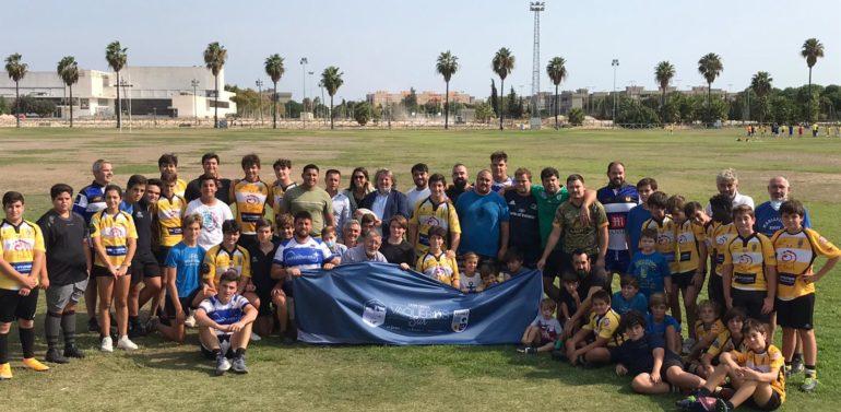 El Rugby Unión Xerez presenta a su patrocinador principal