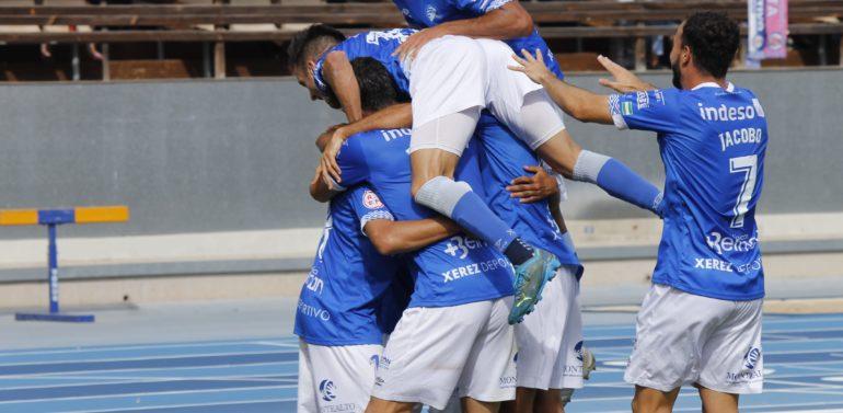 El Xerez Deportivo FC cierra la séptima jornada como sexto clasificado