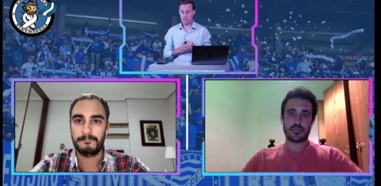 """Nuevo e interesante debate xerecista en """"Tu Grada"""" con dos socios del Xerez Deportivo FC: """"Cuidado con el Panadería Pulido, es un partido peligroso"""""""